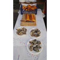 Matinée dégustation et vente d'huîtres