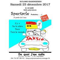 """Spectacle pour enfants """" TAKSIO"""""""