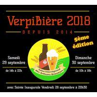 VerpiBière 2018 - 5ème Salon Interrégional des Artisans Brasseurs