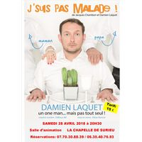 soiree  humour  one man show