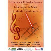 Concert de GALA de printemps