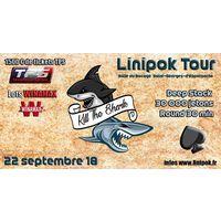 Tournoi de Poker Deepstack : Linipok Tour 2018