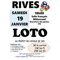 Loto du Club Alpin Rivois
