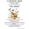 vIDE GRENIER LA FORTERESSE