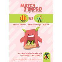 Match d'improvisation