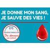 Collecte de sang le mercredi 21 août 2019