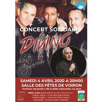 Concert solidaire DIVINO