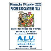 PUCIER DE L'ALV