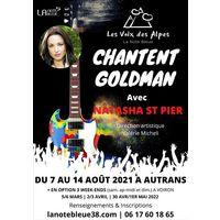 LES VOIX DES ALPES CHANTENT GOLDMAN AVEC NATASHA ST PIER