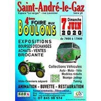 Foire aux Boulons de Saint-André-le-Gaz