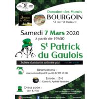 Soirée dansante: St Patrick du Gaulois