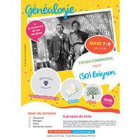 Journées généalogiques à Brignon