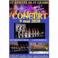 Concert annuel de l'Alerte Delphinale