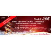 Concert de Noël 2020 / Broadway Musicals & Christmas Carols