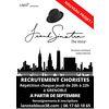 Recrutement choristes NOUVEAU PROJET : FRANK SINATRA THE VOICE
