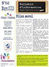 Bulletin d'information de l'udai n°52